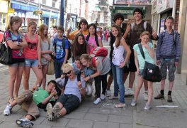 English teenagers