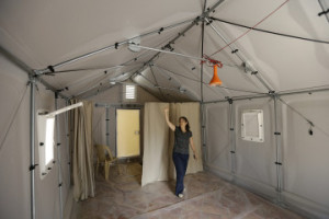 Mideast Lebanon Refugee Housing