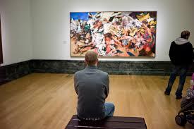 beholding art